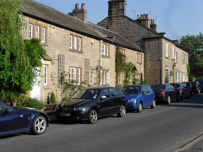 Car Drives Into Pub In Ham
