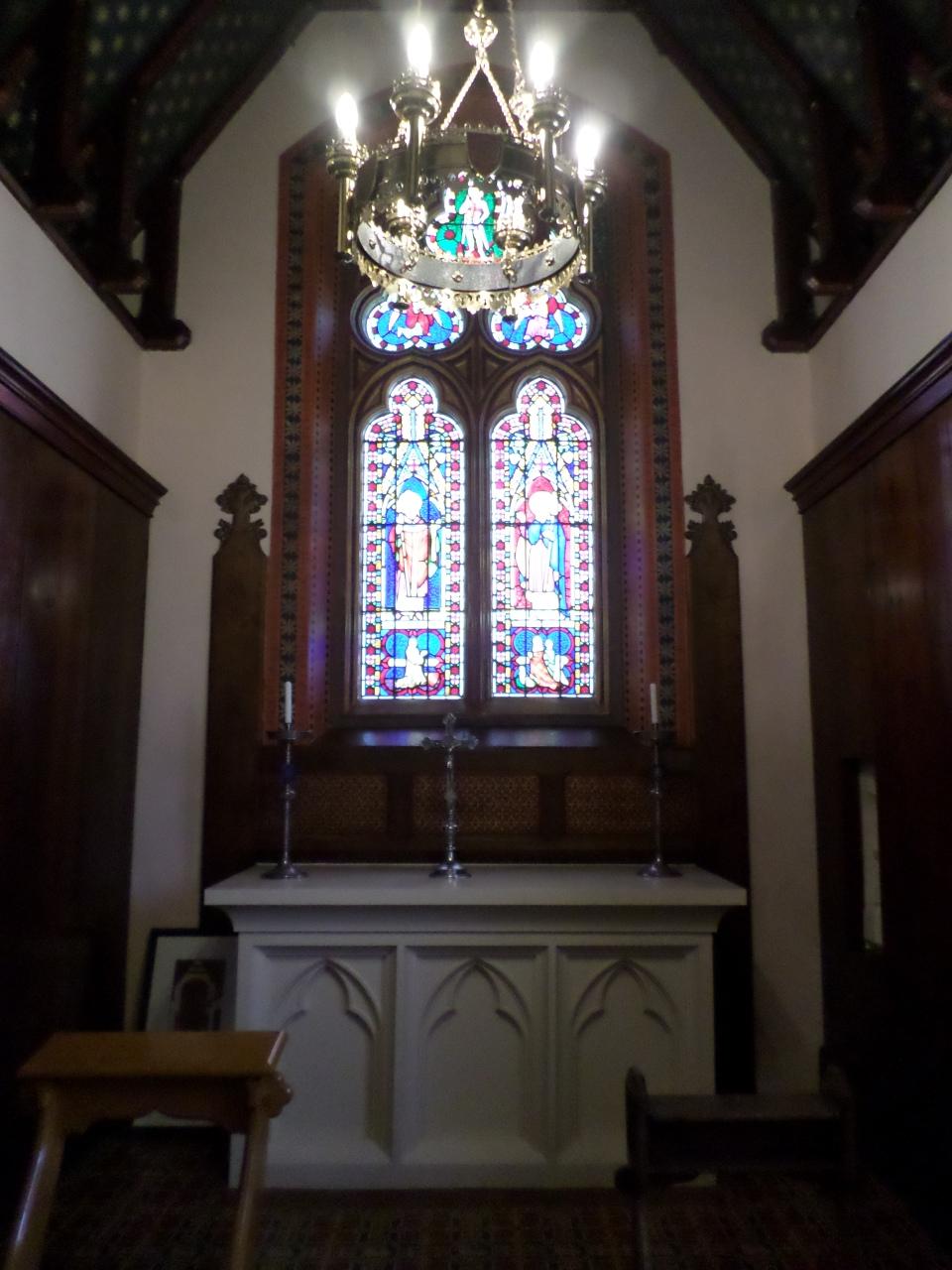 catholic crucifix wallpaper