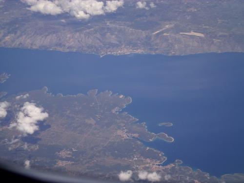 The Golden Horn on Brac and coast of Hvar