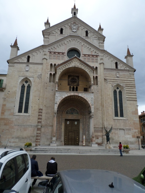 The West Front of the Cathedral