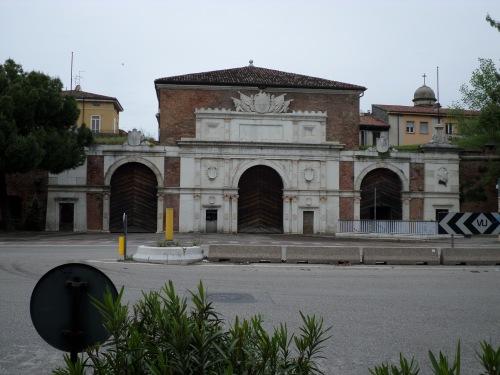 Porta Vescova