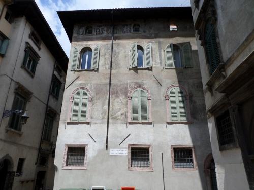 Frescoed House