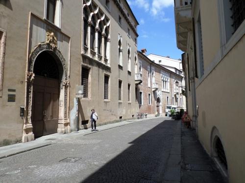 A Venetian house and a 15th Century House