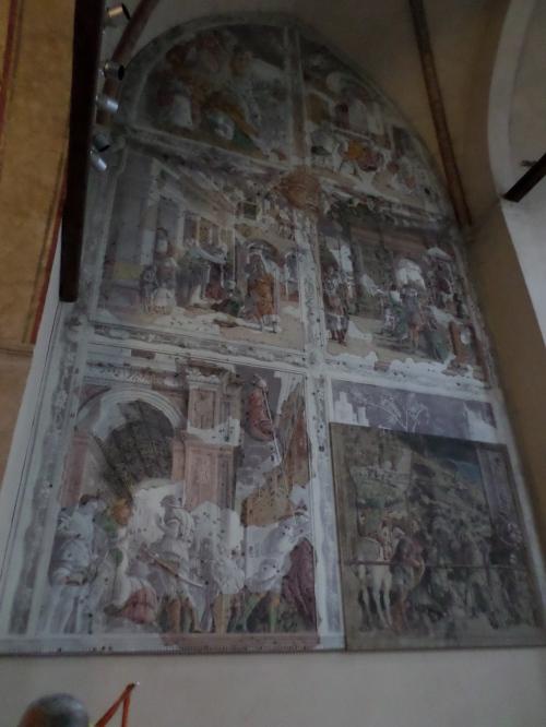 Montegna fresco