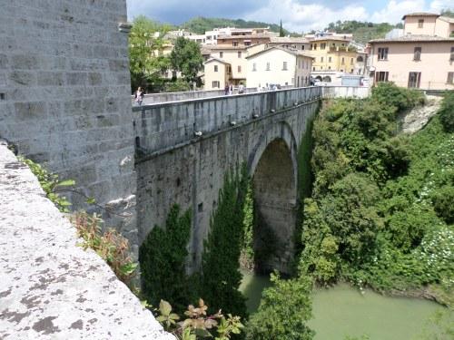 The Roman Bridge, Ascoli Piceno