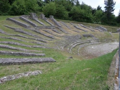 The Roman Theatre, Ascoli Piceno