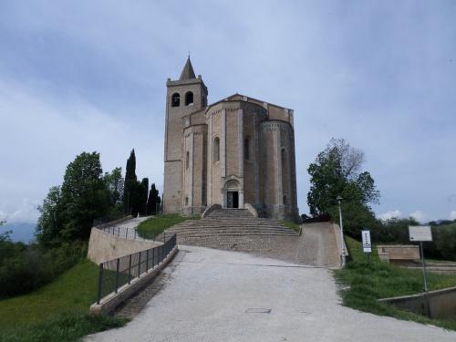 Santa Maria della Rocca, Offida