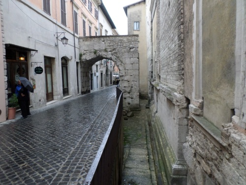Spoleto Roman Arch