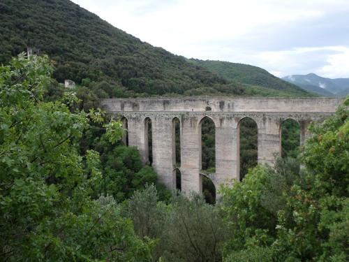 Aqueduct Spoleto