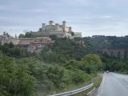 Fortress, Spoleto