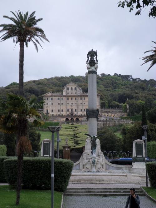 Villa in Frascati