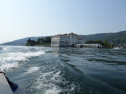 The Villa, Isola Bella