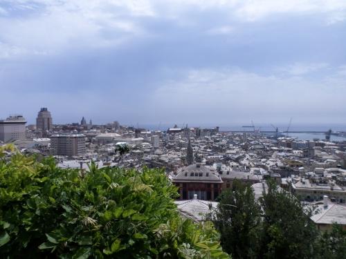Genova rooftops