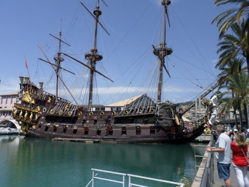 Genovan Galleon