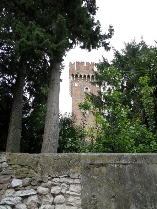 The castle at Lasize