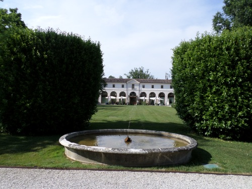 The Villa's former stables
