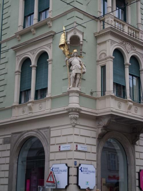 Graz corner