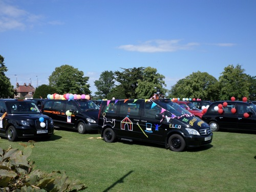 London Taxis in Maldon