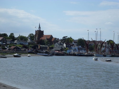Maldon and Thames Barges