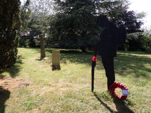 Stow Maries Churchyard