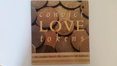 Convict Love Tokens Book